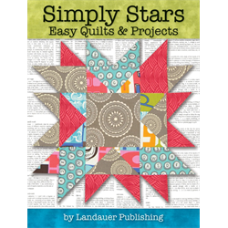 Simply Stars Easy Quilts & Projects