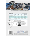 Additional Images for Lotus Pattern