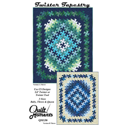 Twister Tapestry