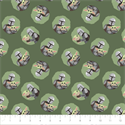 """Additional Images for Mando and Child Toss - GREEN  -  44"""" x 13.7 M"""