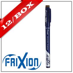 Frixion Fineliner Felt Marker - BROWN x 12 UNITS