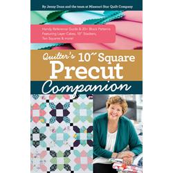 """Quilter's 10"""" Square Precut Companion+"""