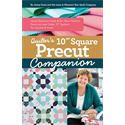 """Additional Images for Quilter's 10"""" Square Precut Companion+"""