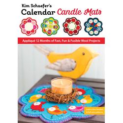 Kim Schaefer's Calendar Candle Mats+