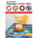 Additional Images for Kim Schaefer's Calendar Candle Mats+