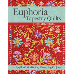 Euphoria Tapestry Quilts*
