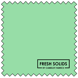 "Fresh Solids - SPEARMINT - 44"" x 13.7 M"