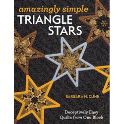 Amazingly Simple Triangle Stars*