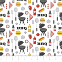 """Additional Images for King of the Grill - WHITE - 44"""" x 13.7 M"""