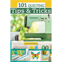 Additional Images for 101 Quilting Tips & Tricks Pocket Guide