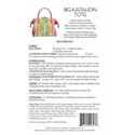 Additional Images for BIG Katahdin Tote Pattern With Stays