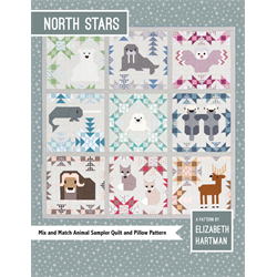 North Stars Pattern - MAY 2018