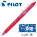 Additional Images for Frixion Clicker (.7) Heat Erase Pen - PINK