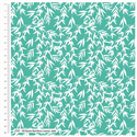 """Additional Images for Kyoto Bamboo Leaves - JADE - 44"""" x 10 M"""
