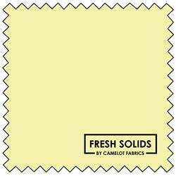 """Fresh Solids - LEMONADE - 44"""" x 13.7 M"""