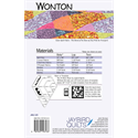 Additional Images for Wonton Pattern