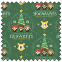 "Additional Images for Harry Potter Hogwarts Holiday - GREEN - 44"" x 13.7 M"