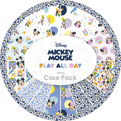Mickey Mouse Play All Day Collection Case Pack - 92.31 M