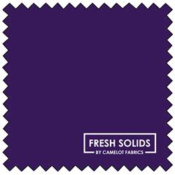"""Fresh Solids - AMETHYST - 44"""" x 13.7 M"""