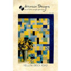Yellow Brick Road Pattern