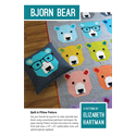 Additional Images for Bjorn Bear Pattern