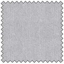 "Faux Denim - GREY - 44"" x 13.7 M"