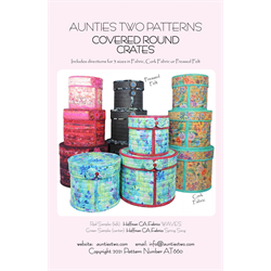Covered Round Crates Pattern