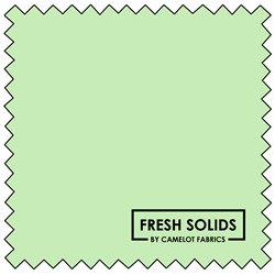 "Fresh Solids - MINTY - 44"" x 13.7 M"