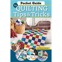 Additional Images for Pocket Guide to Quilting Tips & Tricks