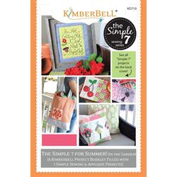 The Simple 7 for Summer!  - Volume 2: Garden Book