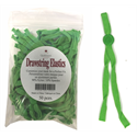 Additional Images for Drawstring Mask Elastics - 50 PCS - GREEN