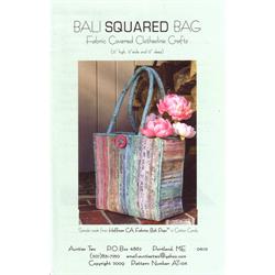 Bali Squared Bag Pattern