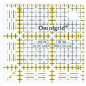 "Additional Images for Omnigrid Ruler - 2.5"" Square x 3 UNITS"