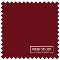 "Fresh Solids - CRIMSON - 44"" x 13.7 M"