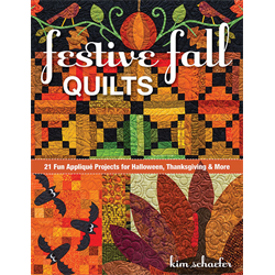 Festive Fall Quilts*