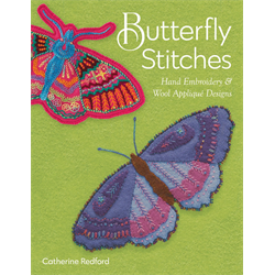 Butterfly Stitches+