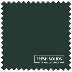 "Fresh Solids - FOREST - 44"" x 13.7 M"