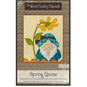 Additional Images for Spring Gnome Precut Fused Appliqué Kit