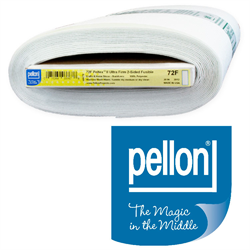"Peltex® II Stabilizer - TWO SIDED FUSIBLE  - 20"" x 10 YDS"