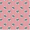 """Additional Images for Multi Pop Logo on Stripes -  44"""" x 13.7 M"""