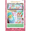 Hoppy Easter - Bench Pillow