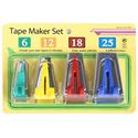 Additional Images for Bias Tape Maker Set - 6, 12, 18, 25 mm