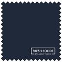 "Fresh Solids - INDIGO - 44"" x 13.7 M"