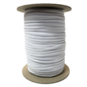 "Additional Images for Elastic - WHITE - 1/4"" x 218 YDS(201 M)"