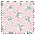 """Additional Images for Tinkerbell - PINK - 44"""" x 13.7 M"""