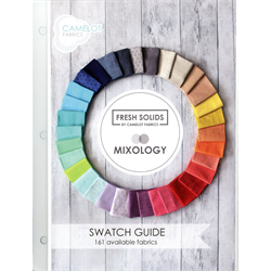 Mixology & Fresh Solids Colour Card