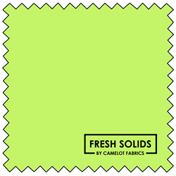"Fresh Solids - LIME - 44"" x 13.7 M"