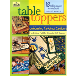 Table Toppers - Celebrating the Great Outdoors