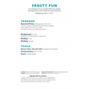 Additional Images for Frosty Fun Pattern