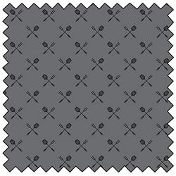 """BBQ Accessories - CHARCOAL - 44"""" x 13.7 M"""